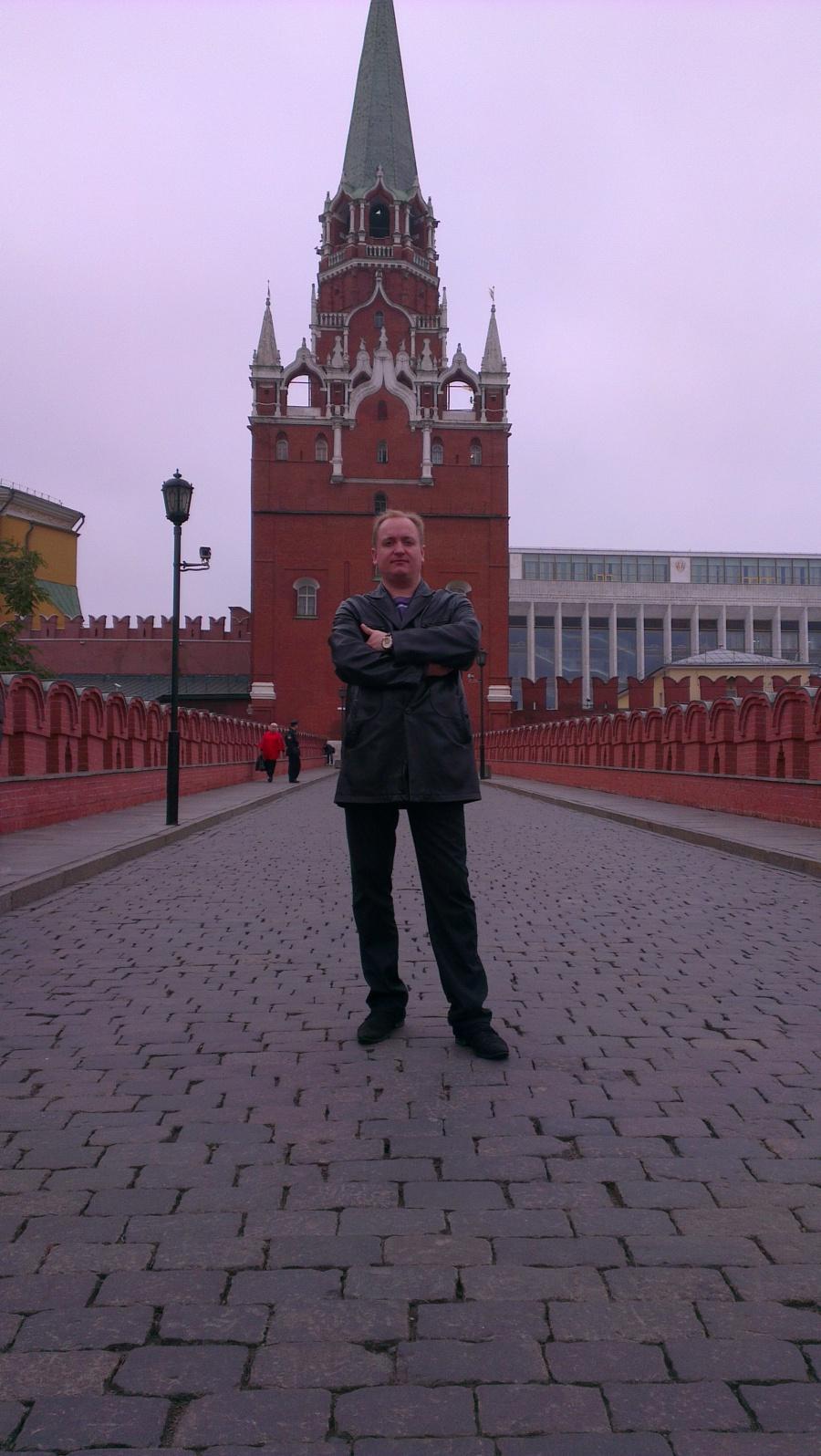 Знакомства Олег Хомченко